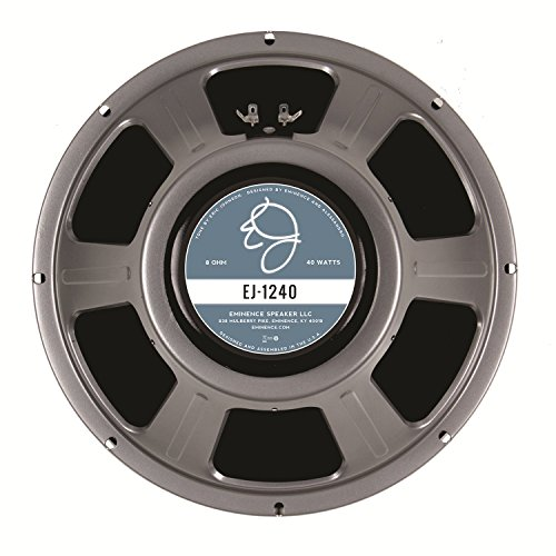 Eminence Signature Series EJ-1240 Eric Johnson 12'' Guitar Speaker, 40 Watts at 8 Ohms by Eminence