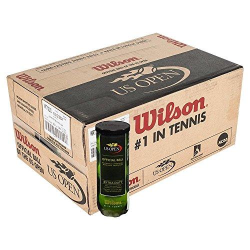 Wilson US Open Extra Duty Tennis Balls (Case)