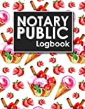 Notary Public Logbook: Notary Booklet, Notary