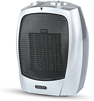 Sieges Portable Electric Table Space Heater