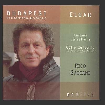 Elgar - Enigma Variations & Cello Concerto