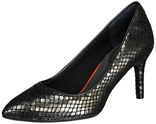 Pump Femme Rockport Plain Black Escarpins Tm75mmpth Lux Am Schwarz EqwOIwpxH