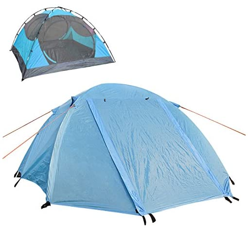 LETHMIK-Portable-Outdoor-Backpacking-Tent2-3-Person-Ultralight-Waterproof-Easy-Set-Up-Family-Tent-with-Carrying-Bag
