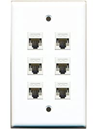 amazon com  wall plates  u0026 connectors  electronics