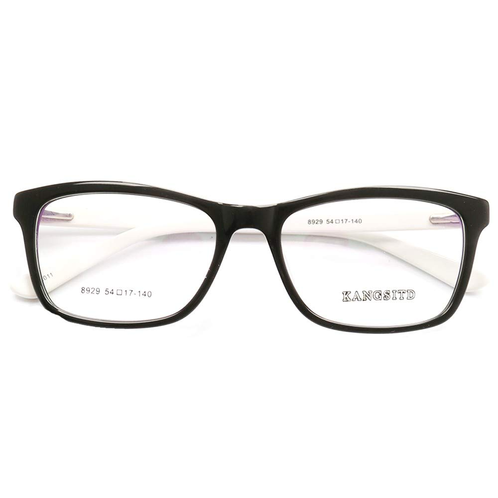 YOUTOP Basic Unisex Classic Round Full-Rim Lightweight Eyeglass Frames