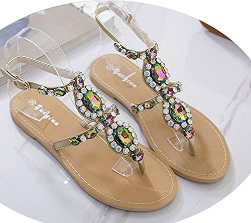 Original Strass Strass Femme Femme Original Color Color Aisun Aisun Wtca7YzRqw