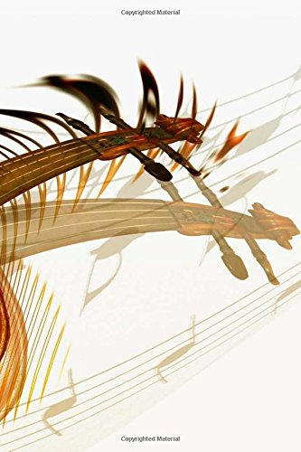 Violin Notebook [Wild Pages Press] (Tapa Blanda)