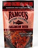 Famous British Columbia Salmon Rub