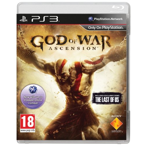 God Of War Ascension  Ps3   Uk Import