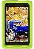 Bobj Rugged Case for ASUS MeMO HD 7 Models ME173X, ME173L, K00B - BobjGear Protective Tablet Cover - Gotcha Green