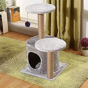 Centro de Actividades del árbol del gato Gato trepador for gatos ...