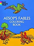 Image of Aesop's Fables Coloring Book