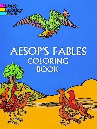 Aesop's Fables Coloring Book: Aesop: 9780486210407: Amazon.com: Books