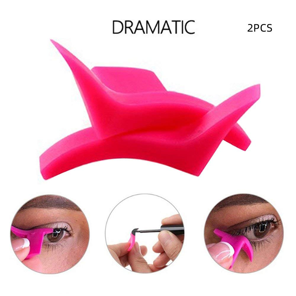 DGdolph Eyeliner Template Stencil Models Professional Makeup New Wing Eyeliner Stamps Pink Fashion
