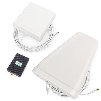 Doble Banda 900/1800MHz Teléfono celular de refuerzo GSM 3g establece amplificador de la señal