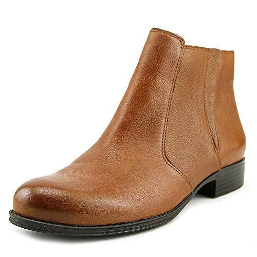 Naturalizer Jump Women Brown Ankle Boot Banana Bread US ()