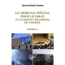 Le tribunal spécial pour le Liban et le respect des droits de l'