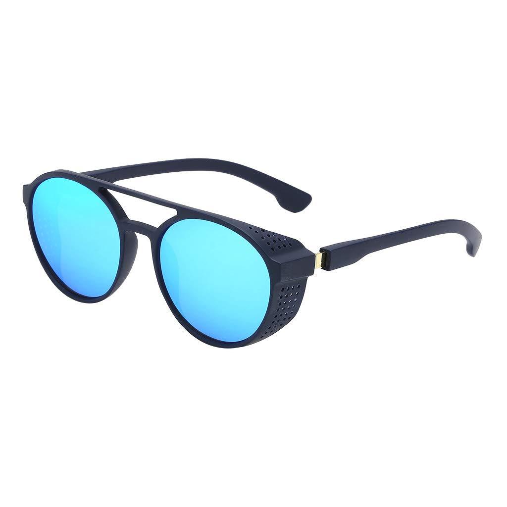Molyveva Unisex Polarized Aluminum Sunglasses Vintage Sun Glasses for Men Women