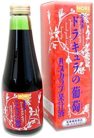 ドラキュラの葡萄 ハスカップ果汁液