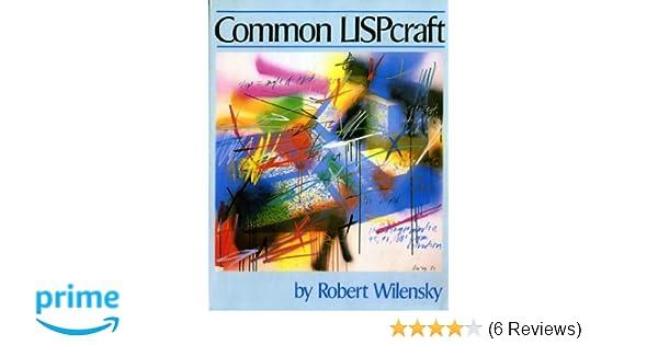 Common lispcraft 9780393955446 computer science books amazon fandeluxe Choice Image
