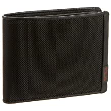 Tumi Alpha Coin Wallet, Black, One Size