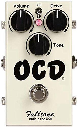 Fulltone Ocd Pedal (Fulltone OCD Obsessive Compulsive Drive Guitar Effect Pedal (2.0 Version))