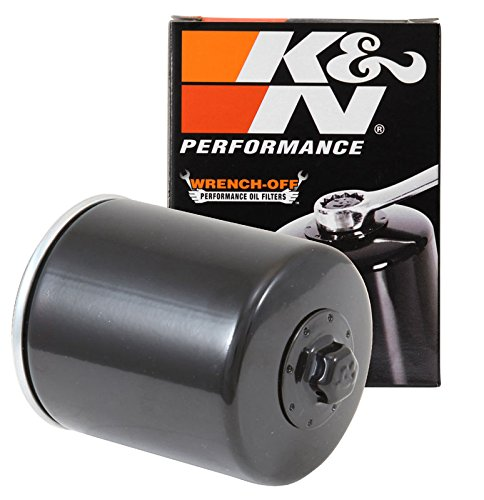 KN-171B K&N Performance Oil Filter; POWERSPORTS; CANISTER BLACK (Powersports Oil Filters):