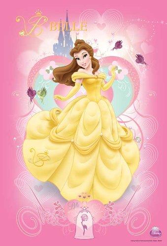Disney - Princess - Belle Poster - Rare New- Image Print