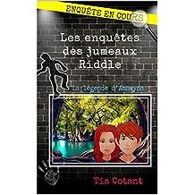 Les enquêtes des jumeaux Riddle: La légende d'Annwynn (French Edition)