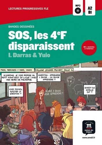 Les 4 F disparaissent + CD (Italian Edition) por Varios autores