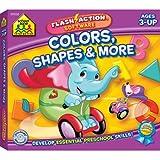 Colors Shapes & More Flash Action