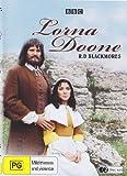 Lorna Doone - 1976 BBC TV adaptation - 2 DVD set - PAL All region