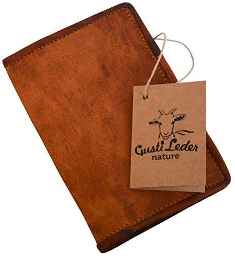 Gusti Pelle nature ''Gabrielle'' Libro Album Fotografico Notes Schizzi Libro Giornale Agenda appunti pratico Grande P24