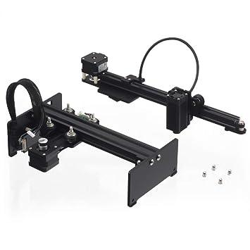 Fesjoy Máquina de grabado, 3500 mw Mini impresora de ...