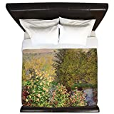 CafePress - 1876 7 @Oil On Canvasa - - King Duvet Cover, Printed Comforter Cover, Unique Bedding, Microfiber
