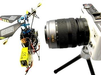 Retroadapter for Panasonic Lumix DMC-GX8 GF8 GF7 G7 GM5 GH4 Gadget Place to 72mm Reverse Adapter