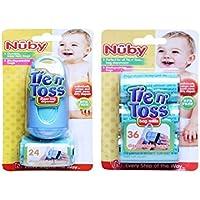 Krasa Toys Nuby Tie N Toss And Refill
