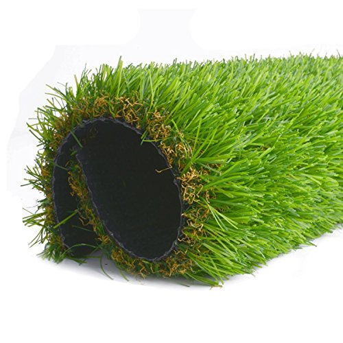 Synthetic Turf Artificial Lawn Grass Indoor Outdoor Premium Realistic Landscape (6.5 ft X 13 ft = 84.5 sqf) by CBEC (Image #8)