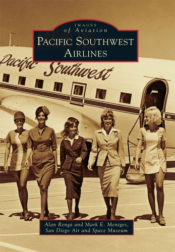 Pacific Southwest Airlines (Images of ()