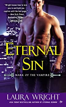 Eternal Sin: Mark of the Vampire by [Wright, Laura]