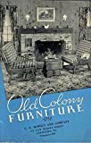 Old Colony Furniture - 1937: Antique Trade Catalog