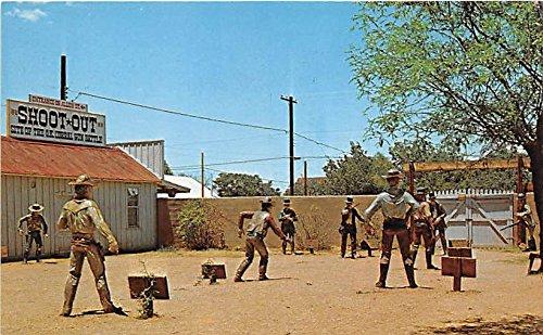OK Corral Tombstone, Arizona, AZ, USA Postcard Post Card