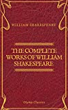 Book Cover for The Complete Works of William Shakespeare (Olymp Classics)