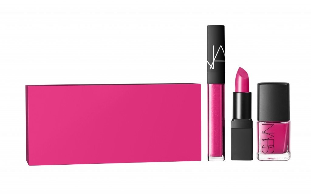 Amazon.com : Nars Climax Lip and Nail Set: Schiap Lipstick + Schiap ...