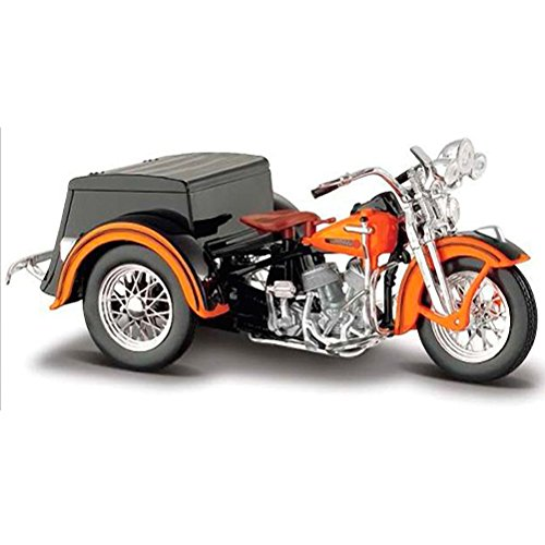 1947 Harley Davidson - 4