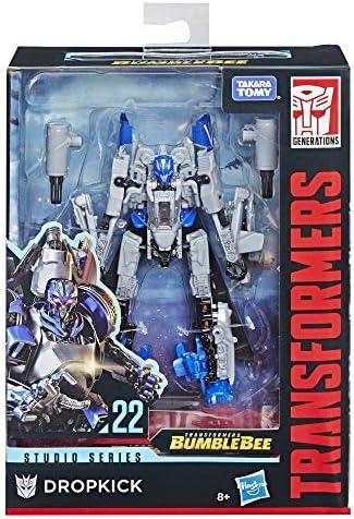 Hasbro E0958ES0 Transformers – MV6 Studio Series 20 TF6 Blue Light 1