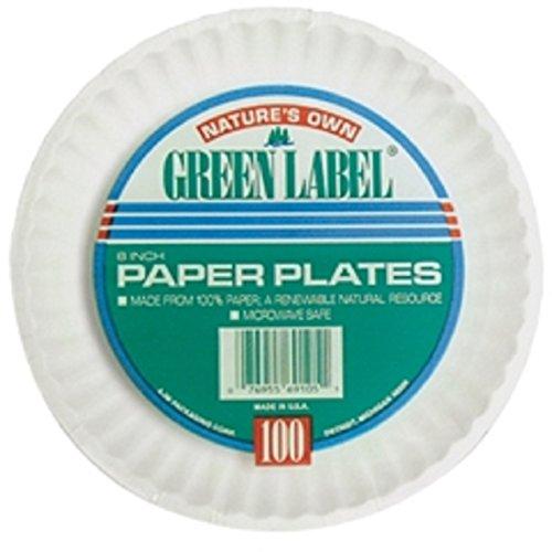 Disposable Towel Georgia (Plate Georgia Pacific White Disposable Paper)