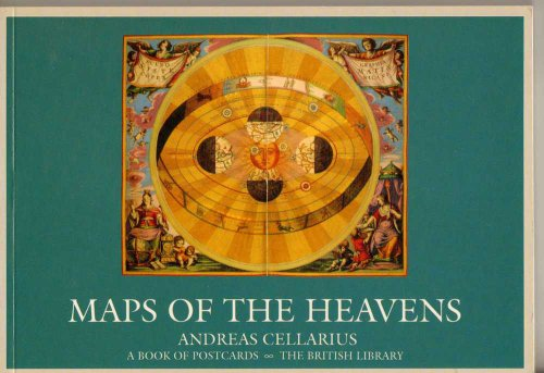 (Maps of the Heavens: Andreas Cellarius: Postcard Book)
