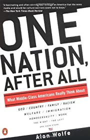 One Nation After All by Alan Wolfe (March…