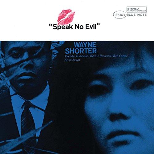 Image result for wayne shorter speak no evil
